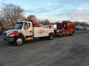Accident Recovery, Emergency Road Service, Local/Long Distance Towing- Utah
