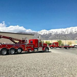 Heavy Duty and Light Duty Towing- Local/Long Distance Towing Utah