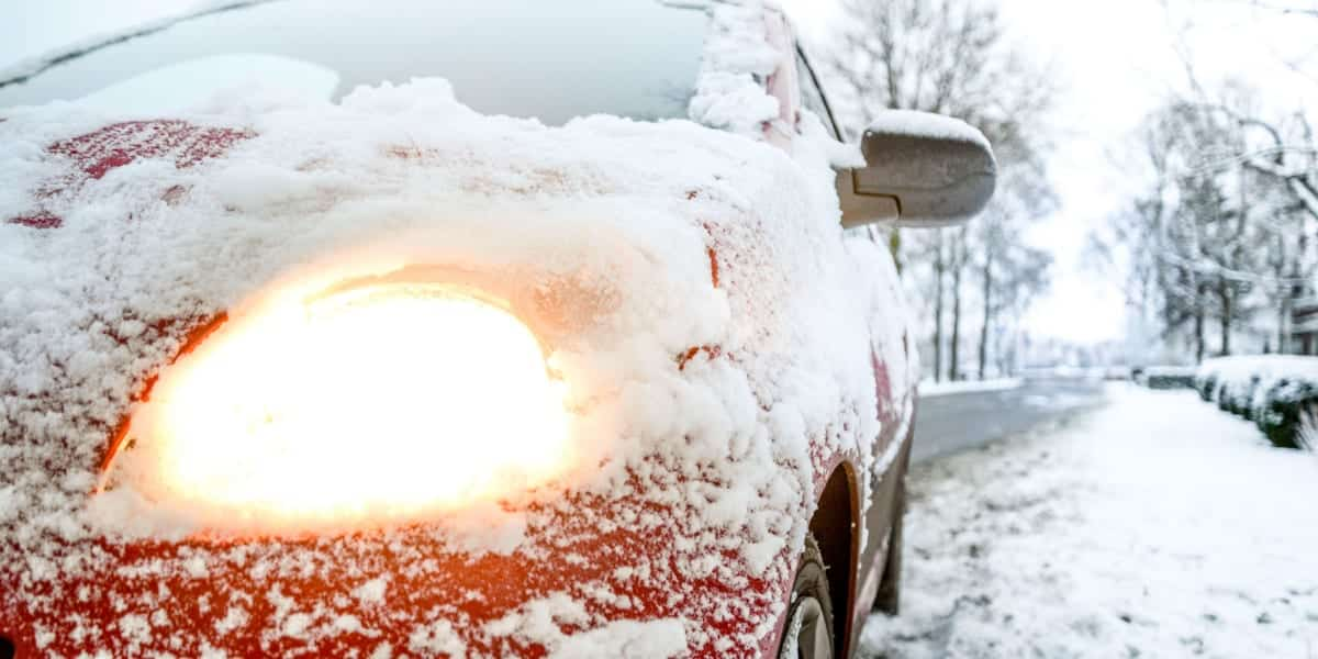 4 Winter Car Care Tips to Help You Avoid a Breakdown - West Coast